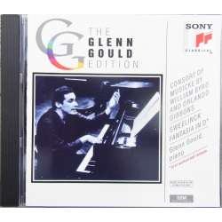 Byrd & Gibbons: Piano works. Glenn Gould. 1 CD. Sony.