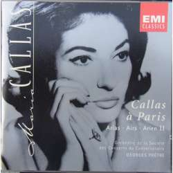 Maria Callas i Paris. Vol. 2. 1 CD. EMI