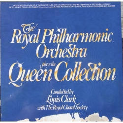 The Royal PO. plays the Queen Collection. 1 LP. EMI