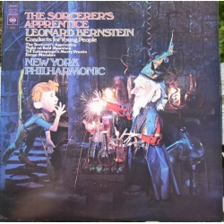 Paul Dukas: The Sorcerers Apprentice. Leonard Bernstein, New York PO. 1 LP. CBS 72740