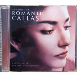 Maria Callas: The Best of the Romantic Callas. 1 CD. EMI