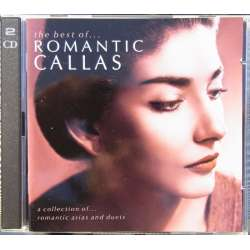 Maria Callas: The Romantic Callas. 2 CD. EMI