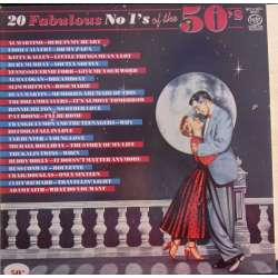 20 Fabulous no. 1's of the 1950. 1 LP. EMI