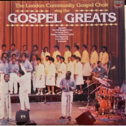 Gospel Greats. The London Community Gospel Choir. 1 LP. EMI