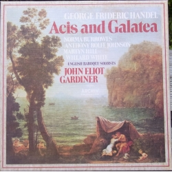 Handel: Acis and Galatea. Gardiner. EBS. 2 LP. Archiv