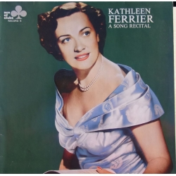 Kathleen Ferrier. A Song Recital. 1 LP. Decca. ACL 309