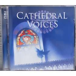 Cathedral Voices - Sacred Choruses. Various Artists. 2 CD. Virgin