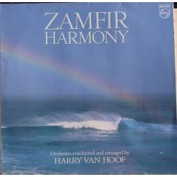 Gheorghe Zamfir: Harmony. Harry Van Hoff. 1 LP. Philips 8306271