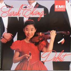 Sarah Chang: Debut. Sabre Dance, Carmen fantasy. 1 CD. EMI 7543522. New Copy