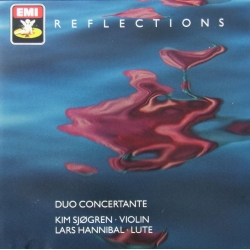 Duo Concertante. Reflections. 1 CD. EMI.