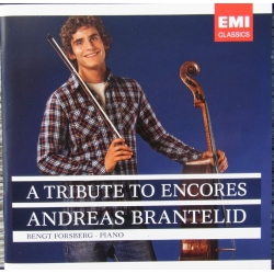 A Tribute to Encores. Andreas Brantelid. 1 CD. EMI