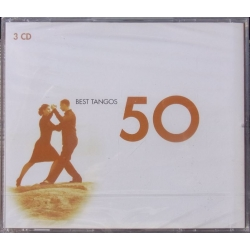 50 Best Tangos. 3 CD. EMI