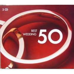 50 Best Wedding. 3 CD. EMI