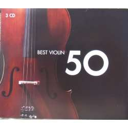 50 Best Violin. 3 CD. EMI
