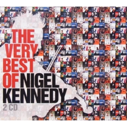 The Very Best of Nigel Kennedy. Bach & Beethoven Violin Concertos. 2 CD. EMI. TF