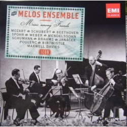 Melos Ensemble. Music among Friends. 11 cd. EMI