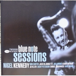 Nigel Kennedy: Blue note Sessions. 1 CD. EMI
