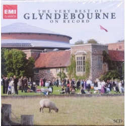 The Very Best Of Glyndebourne On Record. 5 CD. EMI