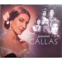Maria Callas: Passion. A Selection of the most popular arias. 3 cd. EMI.