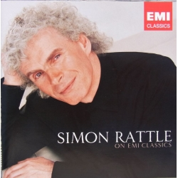 Simon Rattle on EMI Classics. 1 CD.