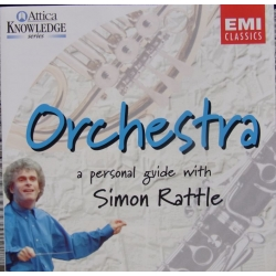 Britten: Young Persons guide to the Orchestra. Simon Rattle. 1 CD. EMI