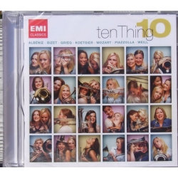 Ten Thing. Tine Thing Helseth (trumpet). 1 CD EMI. New copy