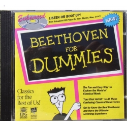 Beethoven for dummies. 1 cd. EMI