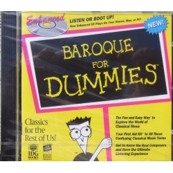Baroque for Dummies. 1 cd. EMI