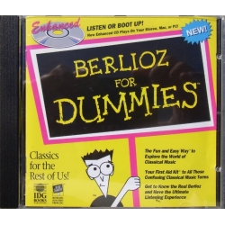 Berlioz for Dummies. 1 cd. EMI