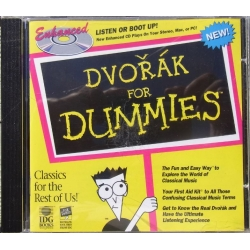 Dvorak for Dummies. 1 cd. EMI