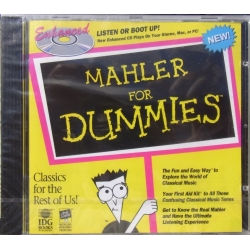 Mahler for Dummies. 1 cd. EMI