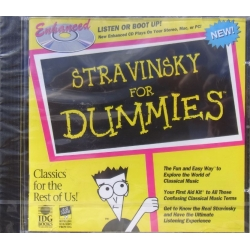 Stravinsky for Dummies. 1 cd. EMI