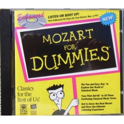 Mozart for Dummies. 1 cd. EMI