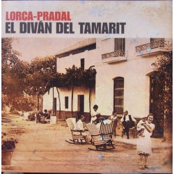 Lorca-Pradal: El Divan del Tamarit. 1 CD. Virgin