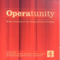 Operatunity Music fetured in the Channel four TV series. 1 CD. EMI