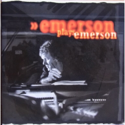 Emerson plays Keith Emerson. 1 CD. EMI