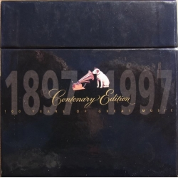 EMI Centenary Edition. 1897 - 1997. 11 CD. EMI. 566182-2