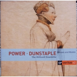 Power & Dustaple: Masses and Motets. The Hilliard Ensemble. 2 CD. Virgin.