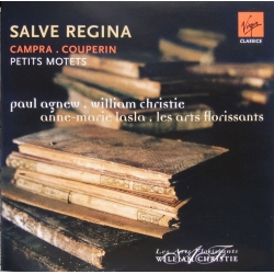 Campra - Couperin: Salve Regina. Agnew, William Christie. 1 CD. Virgin