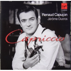 Capriccio. Renaud Capucon, Jerome Ducros. 1 CD. Virgin
