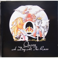 Queen: A day at the Races. 1 cd. EMI