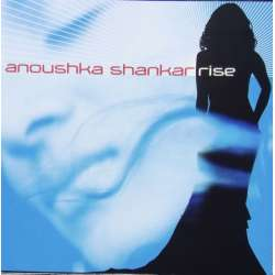 Anoushka Shankar: Rise. 1 cd. EMI/Angel