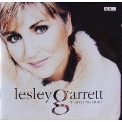 Lesley Garreth. Traveling Light. 1 cd. EMI