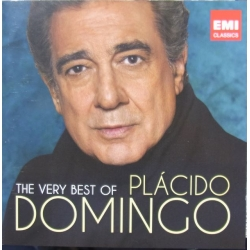The Very Best of Placido Domingo. Opera arier. 2 CD. EMI