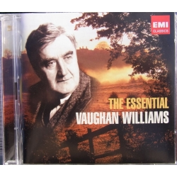 The Essential Vaughan-Williams. Barbirolli, Boult, Bostridge, Cleobury. 2 cd. EMI