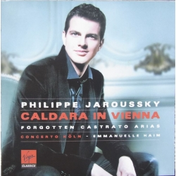 Caldara in Vienna. Philippe Jaroussky, Haim. 1 CD. Virgin