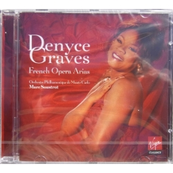 Denyce Graves. Franske opera arier. Marc Soustrot. 1 CD. Virgin