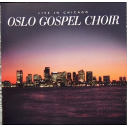 Oslo Gospel Choir. Live in Chicago. 1 CD.