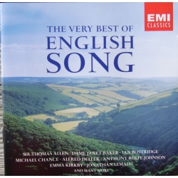 The Very best of English Songs. 2 cd. EMI