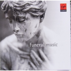 Begravelses musik / Funeral Music. 2 CD. Virgin